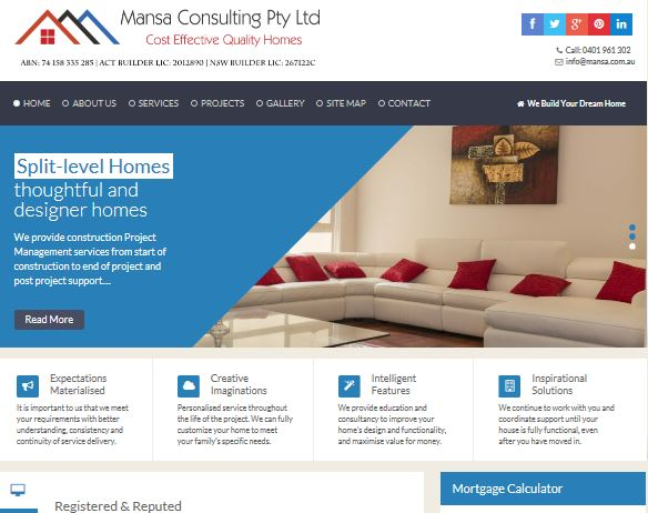 Mansa Consulting Pty Ltd
