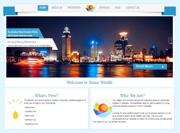 Sumo Wealth Hong Kong