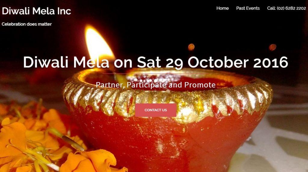 Diwali Mela Inc
